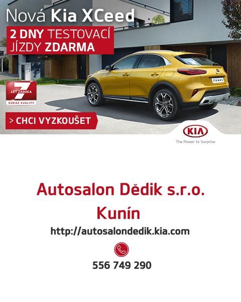 Autosalon Dědik S.r.o. Kunín
